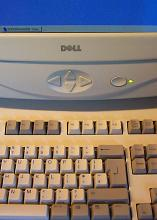 Free image of Old personal computer